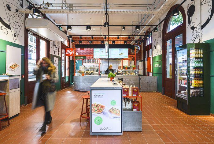 De Julia's famiglia is uitgebreid! LUCA's opent op station Zwolle